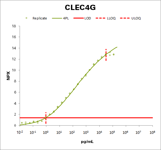 C-type lectin domain family 4 member G (CLEC4G)