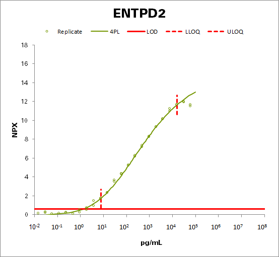 Ectonucleoside triphosphate diphosphohydrolase 2 (ENTPD2)