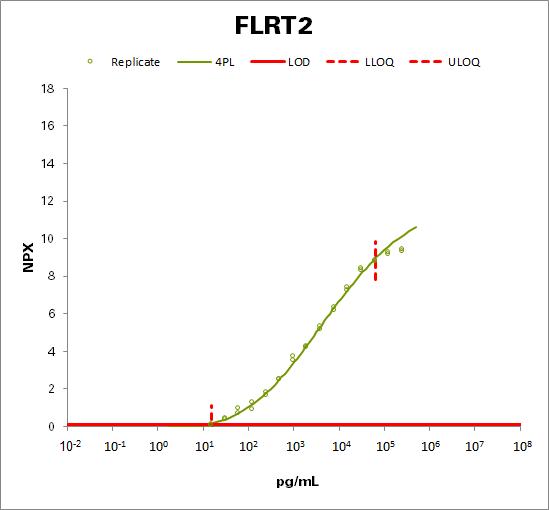 Leucine-rich repeat transmembrane protein FLRT2 (FLRT2)