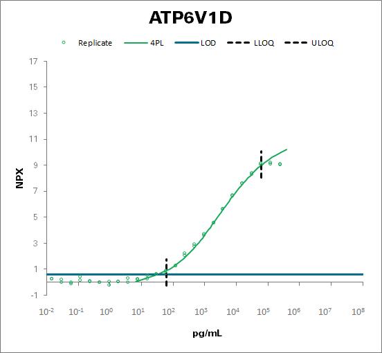 V-type proton ATPase subunit D (ATP6V1D)
