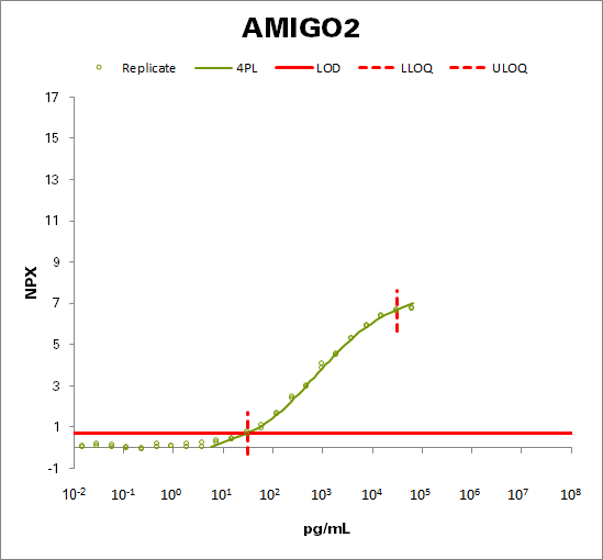 Amphoterin-induced protein 2 (AMIGO2)