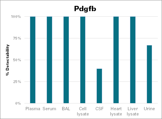 Platelet-derived growth factor subunit B - mouse (Pdgfb)